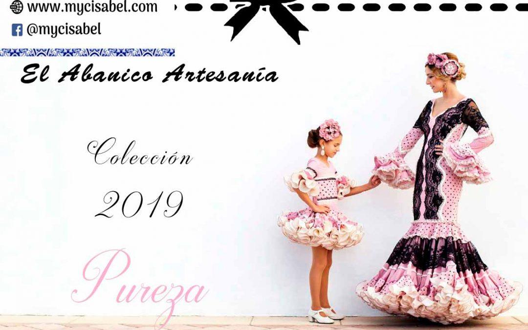 El Abanico Artesanía: moda flamenca El Abanico de Vélez colección 2019