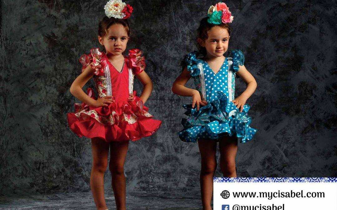 Creaciones Roal trajes de flamenca colección 2019