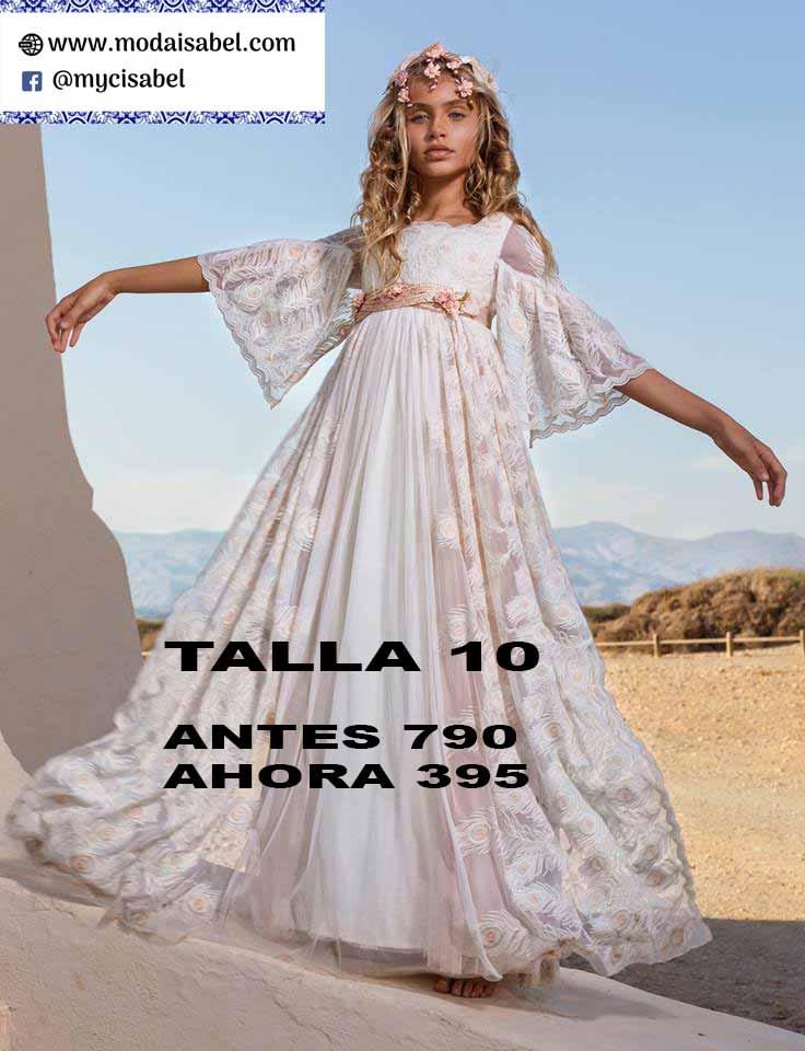 Outlet Mon Air Vestidos De Comunión 2020 Moda Isabel