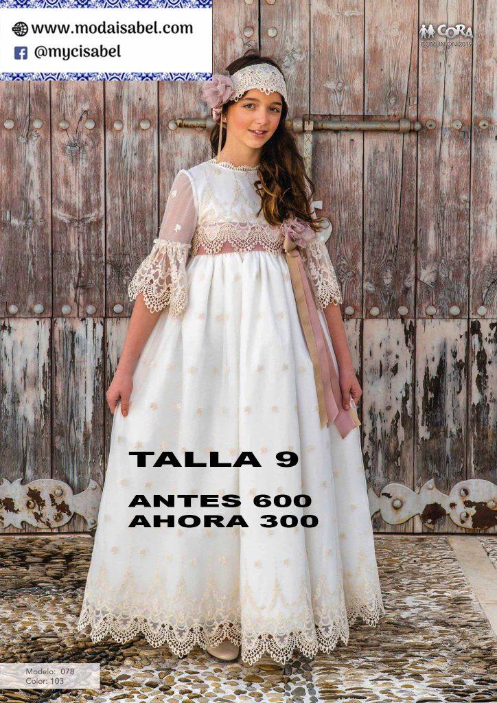 precio de calle fina artesanía varios estilos Outlet vestidos de comunión 2020 para niño y niña: Mon Air ...