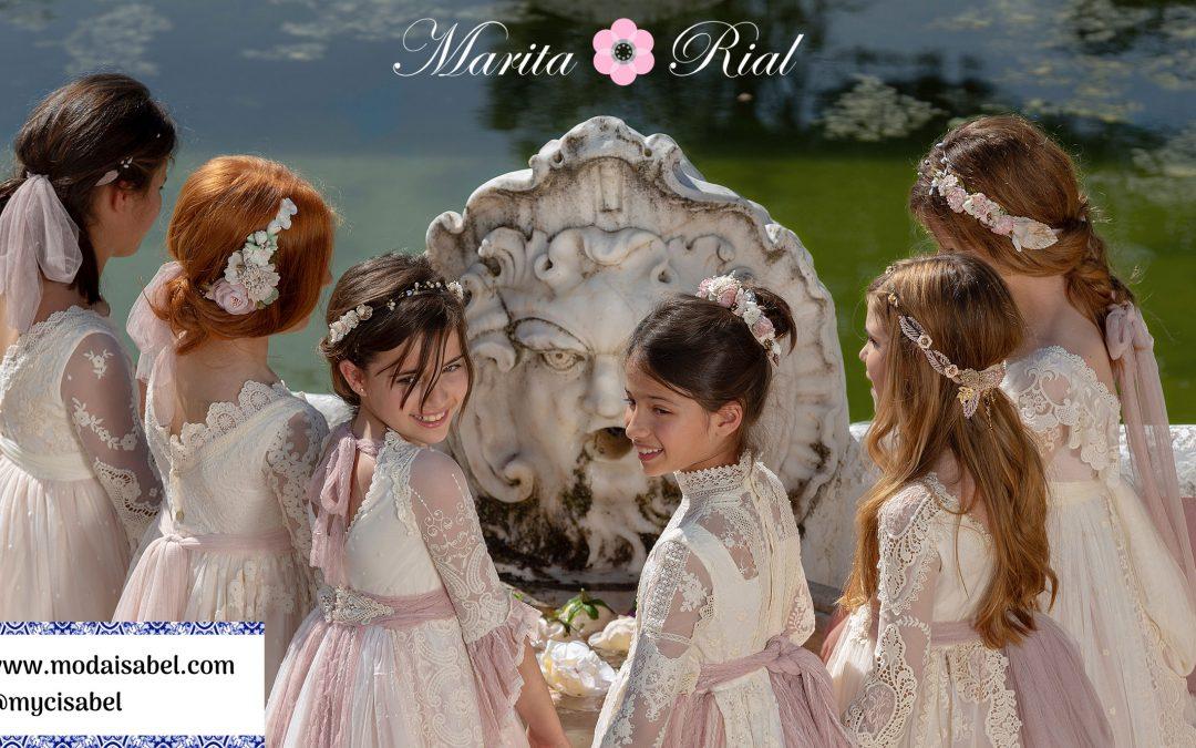 Marita Rial comuniones colección 2020: Reine Âme