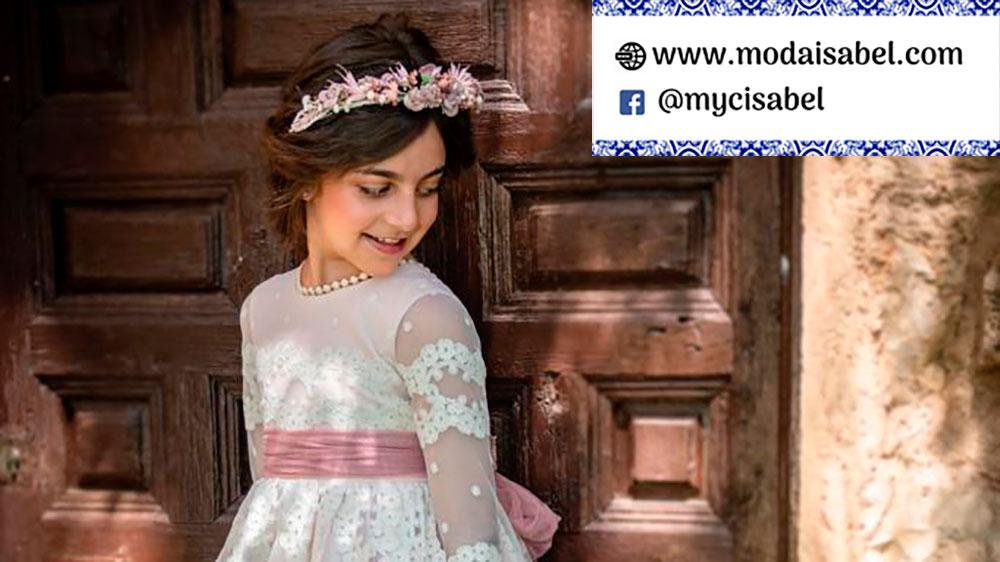 La Infantita comuniones colección 2020: Les Jardin des Princesses