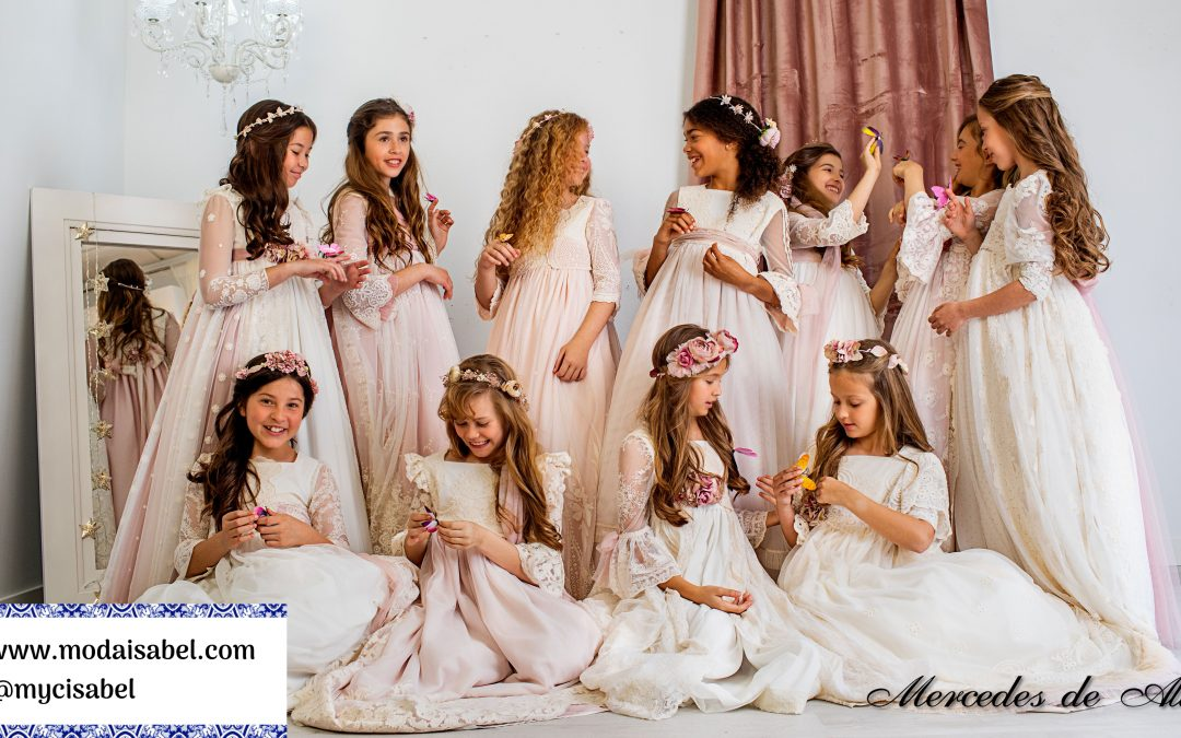 Un poco más de… Mi Consentida, la colección 2020 para niña de Mercedes de Alba