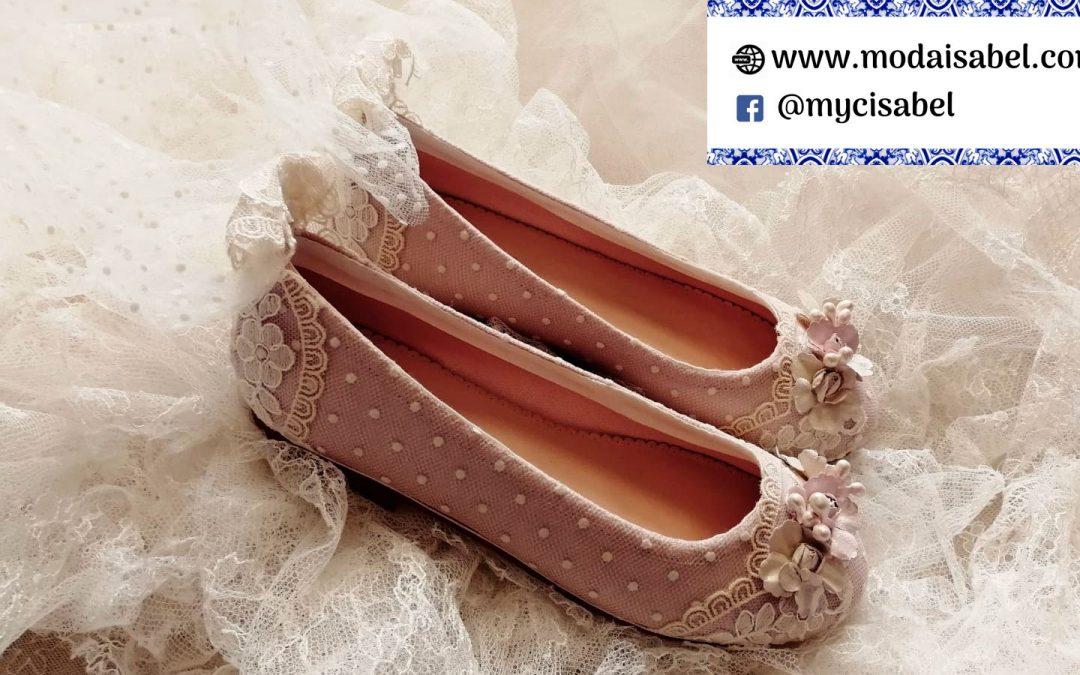 La Vie en Rose zapatos para comunión colección 2020