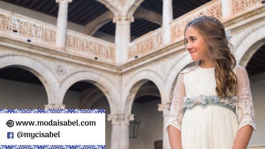 Manuela Montero comuniones colección 2020