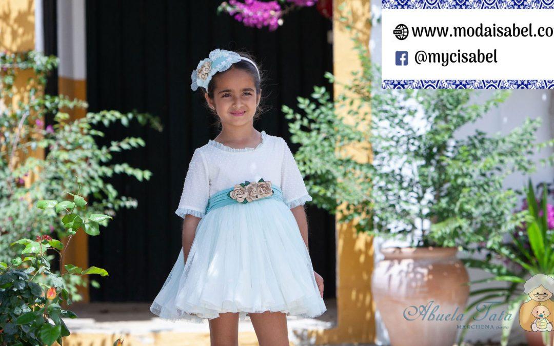 Rebajas: Vestidos y trajes de ceremonia para niña y niño con descuentos del 20%