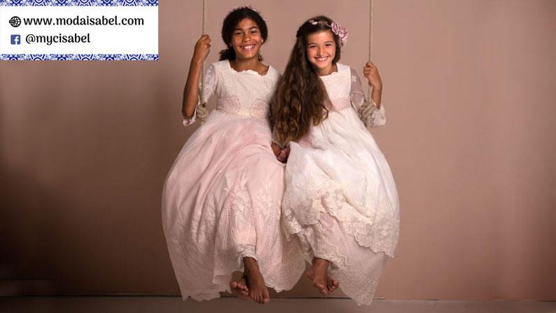 Mercedes de Alba comuniones 2020 para niña: Mis consentidas by Javier Mercader