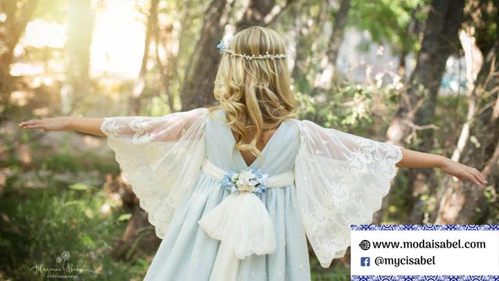 Mercedes de Alba comuniones 2020 para niña: Mis consentidas by Marimar Benedi