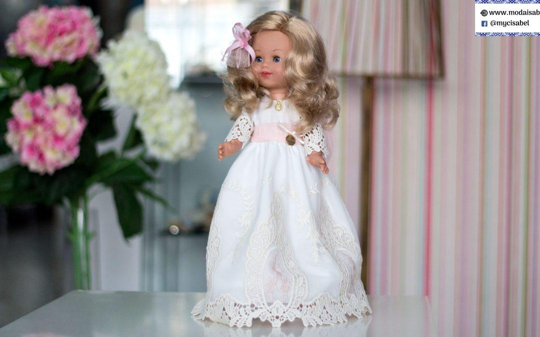 Muñecas de comunión de Alhuka colección 2020