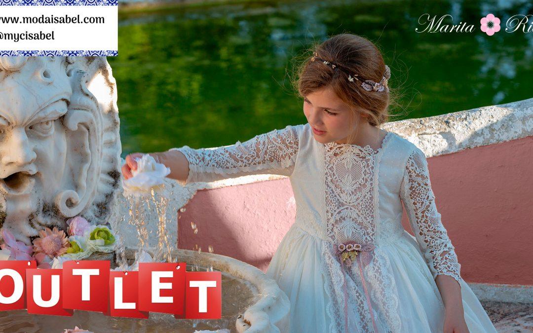Marita Rial: Outlet vestidos de comunión 2021