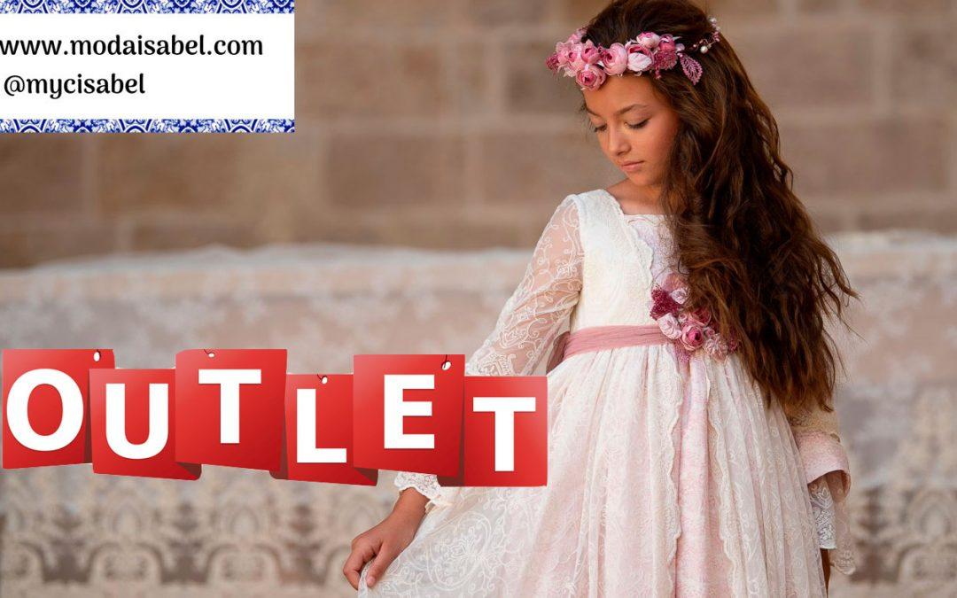 Mon Air: Outlet vestidos de comunión 2021