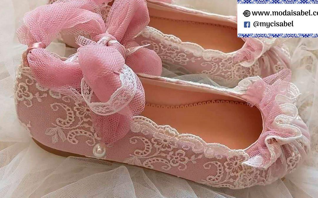 La Vie en Rose zapatos de comunión catálogo 2021