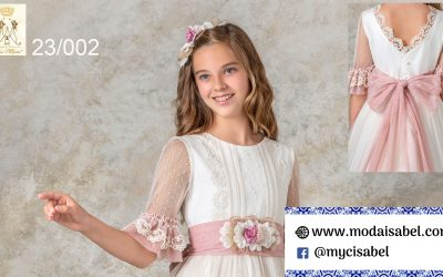 Ave María: colección 2022 vestidos de comunión para niña