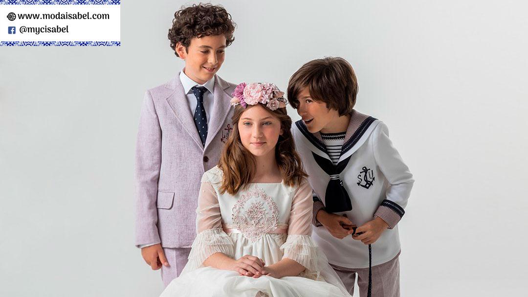 Mercedes de Alba: colección Alma, disponible en nuestro catálogo de vestidos de comunión 2022