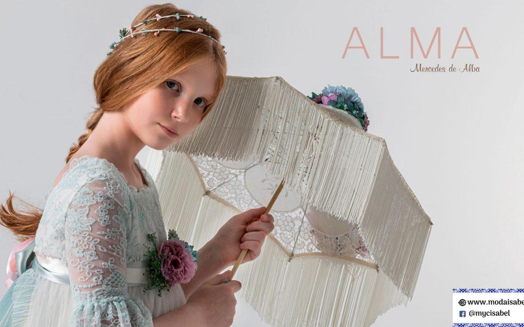 Más imágenes de Mercedes de Alba, colección de comunión 2022: Alma
