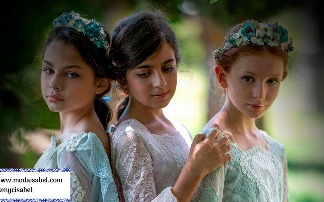 La Infantita: colección Esencia, disponible en nuestro catálogo de vestidos de comunión 2022