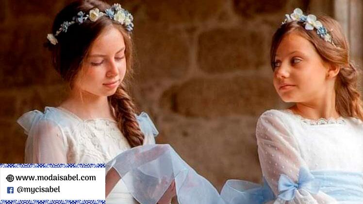 Artesanía de la Torre: catálogo de vestidos de comunión 2022 para niñas