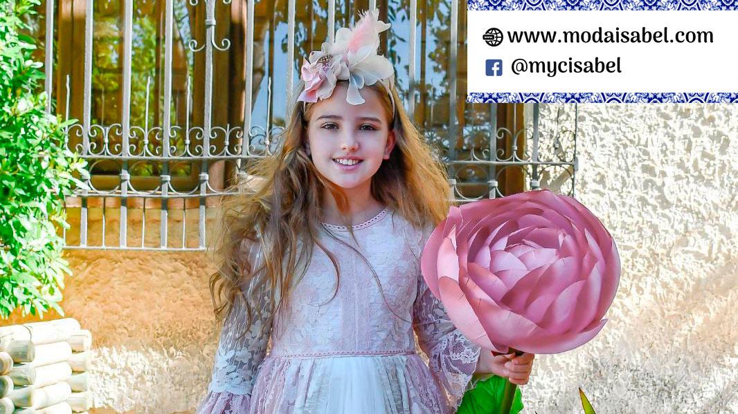 Kobez: catálogo de vestidos de comunión 2022 para niñas