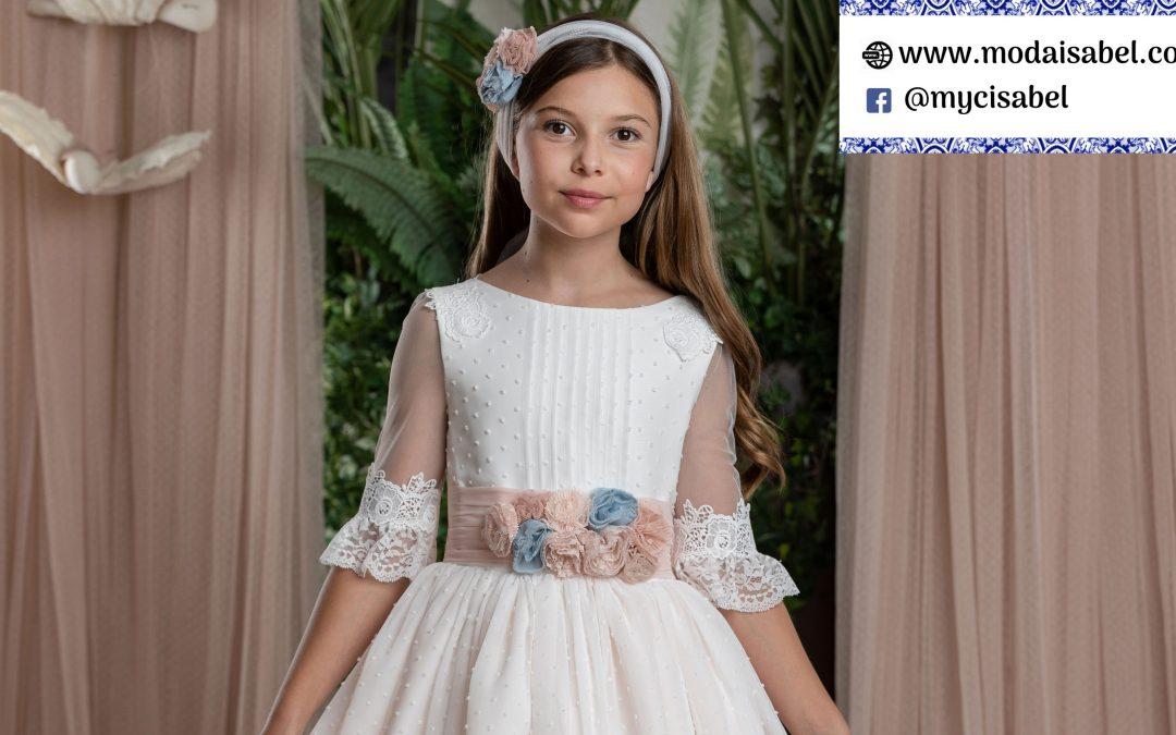 Marla: catálogo de vestidos de comunión 2022 para niñas